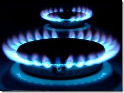 gas flame_blue